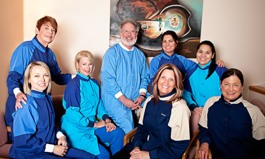 Oak Harbor Dentist Team Photo